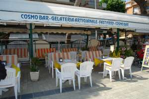 Bar Cosmo restaurants à Ligurie