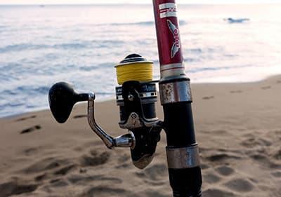 Tout sur la pêche en Ligurie- pêchez sur les côtes, d'un bateau et d'un cours de pêche!
