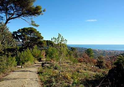 Trekking et randonnées à pied en Ligurie - paradis des randonneurs