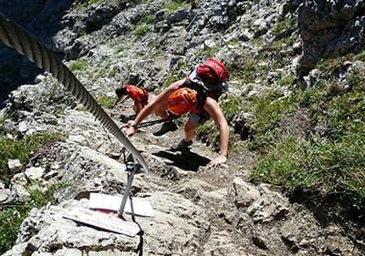 Apprenez à escalader et profitez des sports en pleine nature pendant vos vacances en Ligurie