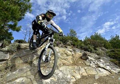 La Ligurie est le meilleur spot pour le vélo- même pour les cyclistes.