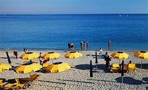 Les meilleures plages de sable en Ligurie