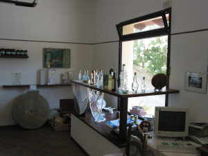Frantoio Sciandino Olivenmuehlen