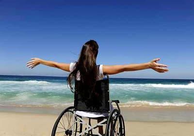 Maisons et locations vacance pour personne présentant un handicap