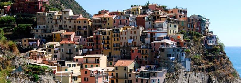 Les 10 meilleures attractions en Ligurie- découvrez des endroits que vous n'oublierez jamais