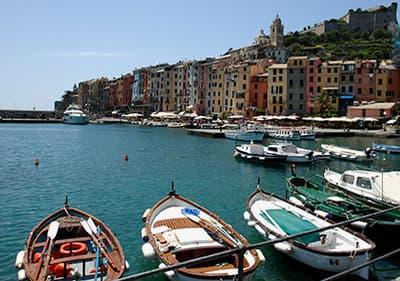 Meilleures villes pour faire du tourisme en Ligurie