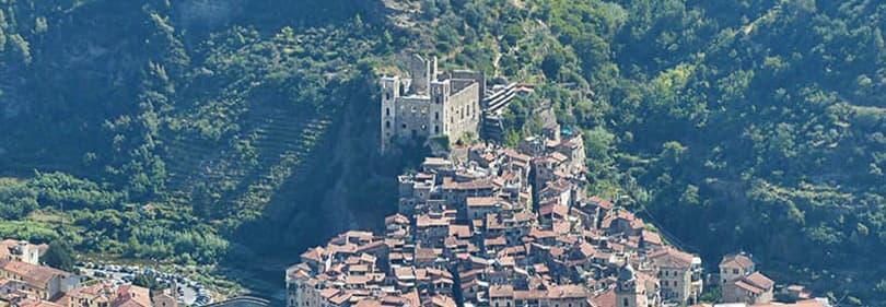 Castello dei Doria in Dolceacqua, Liguria