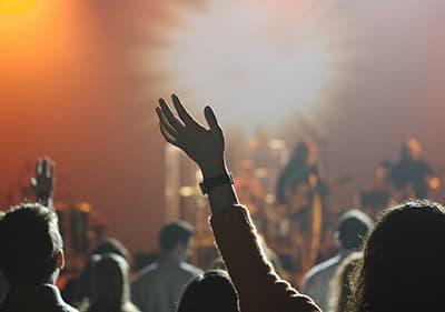 Un concert en Ligurie