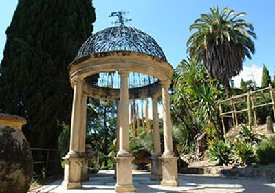 Les jardins botaniques de la Villa Hanbury
