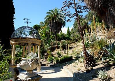 Les jardins Hanbury en Ligurie