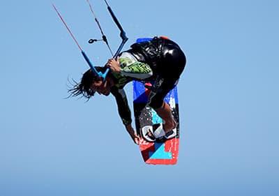 Kite Surf en Ligurie