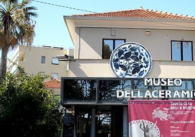 Musée de la céramique à Albisola, Ligurie