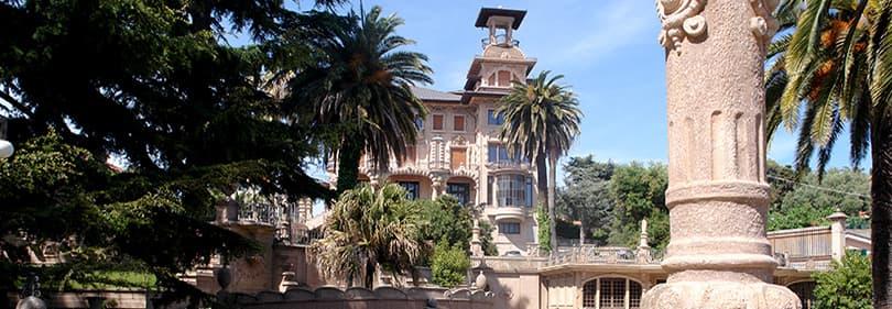 Museo del Clown - VIlla Grock in Liguria