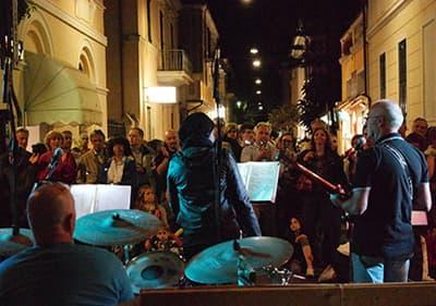 Vie nocturne en Ligurie