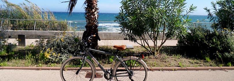 Profitez de la Pista Ciclabile le long de la côte ligure, qui est de 26 km de long