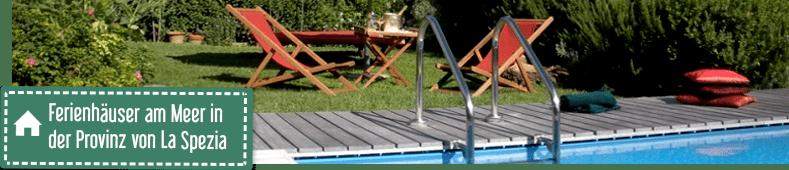 Maisons de vacances et de vacances dans la province de La Spezia