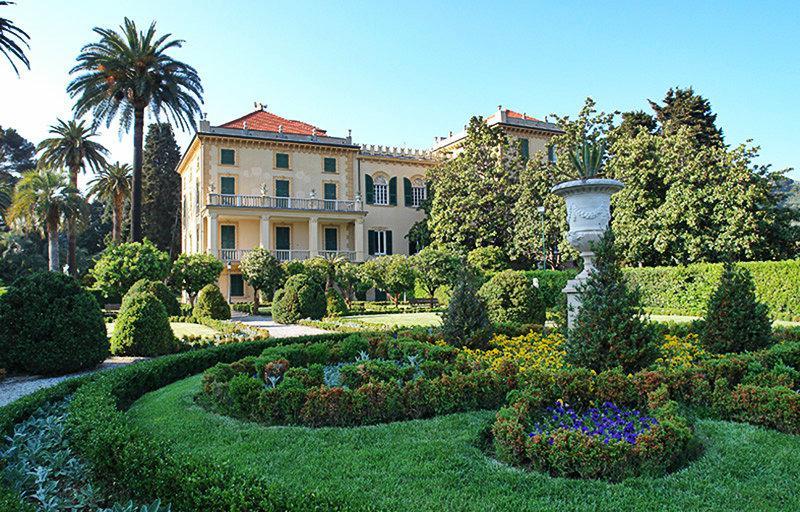Villa Marigola een Lerici, Liguria