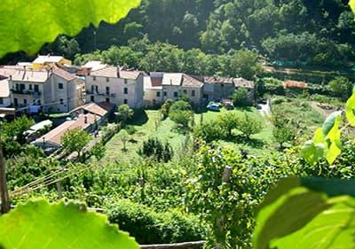 Les vignerons Feglino, Ligurie