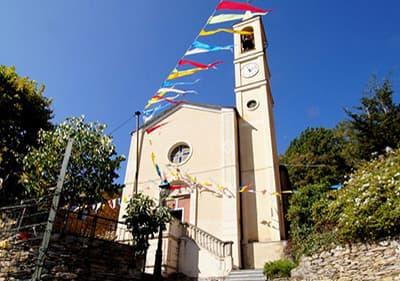 Style d'églises que vous pouvez trouver en Ligurie et liste des églises.