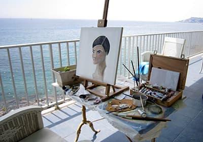 Galeries d'art, églises, château, bâtiments médiévaux et art moderne - La Ligurie vous attends!