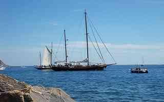 La côte Ligurienne est idéale pour naviguer