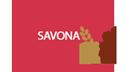 Carte de la province de Savona