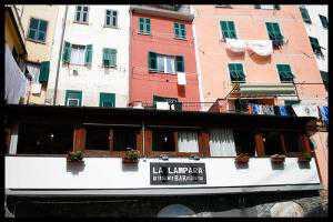 La Lampara restaurants à Ligurie