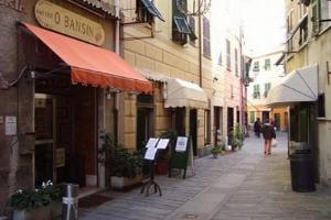 O Basin restaurants à Ligurie