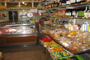 Alimentari Piazza Roma Petite épicerie à Ligurie