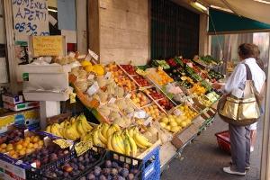Pria Market Petite épicerie à Ligurie
