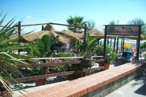 Bagni Colton Bay restaurants à Ligurie