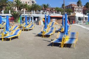 Stabilimento Balneare Bagni Tortuga Plages à Ligurie