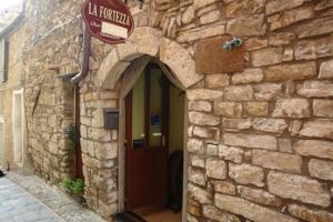 La Fortezza cafés à Ligurie