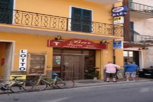 Bar Pescin cafés à Ligurie