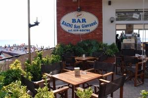 Bagni San Giovanni cafés à Ligurie