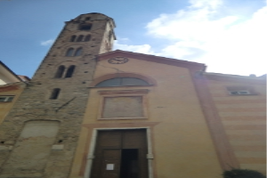 Parrochiale di S. Bartolomeo Aposido églises à Ligurie