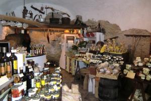 Il Pensiero Rossetti Spécialités liguriennes à Ligurie