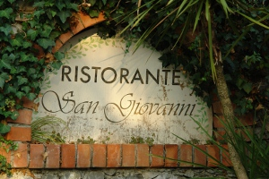 San Giovanni restaurants à Ligurie