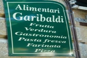 Alimentari Garibaldi Petite épicerie à Ligurie
