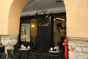 Crystal cafés à Ligurie