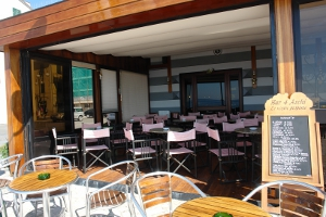 I 4 archi restaurants à Ligurie