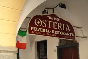 Osteria Da Ivo restaurants à Ligurie