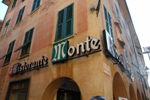 Ristorante Monte Rosa restaurants à Ligurie