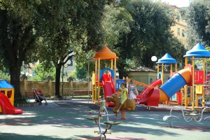 Parco Giochi terrain de jeux à Ligurie