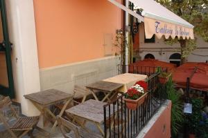 Trattoria La Lanterna restaurants à Ligurie