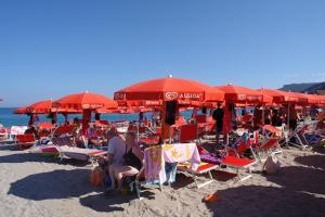 Blue Bay Beach Bar Plages à Ligurie