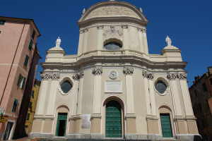 Collegiata di San Giovanni Battista églises à Ligurie