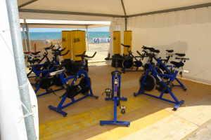 Fit and Joy (Fitnessstrand) Plages à Ligurie
