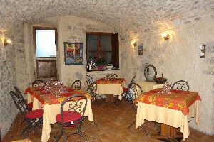 Ristorante La Taverna del Gallo Nero restaurants à Ligurie