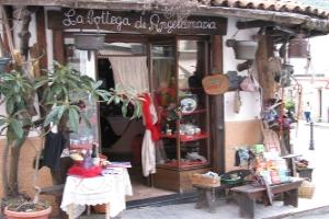 La bottega di Angelamaria Petite épicerie à Ligurie